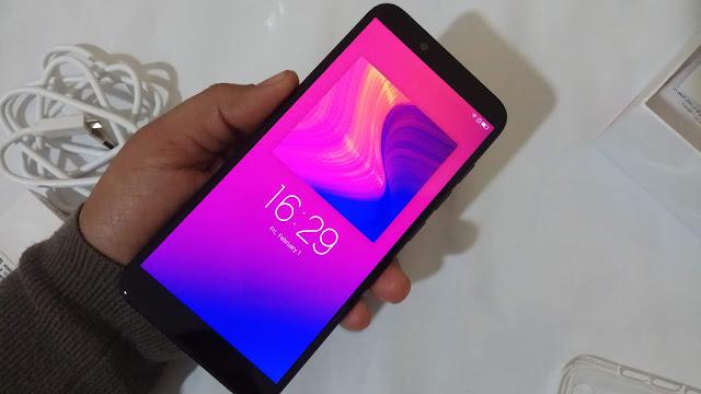 فتح علبة هاتف Lenovo K5 Play - هاتف رخيص بمواصفات رائعة