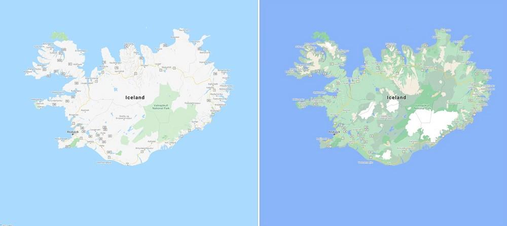 Google Maps ottiene nuovi miglioramenti