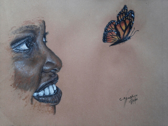 Olokombuba [Butterfly] for lexhansplace