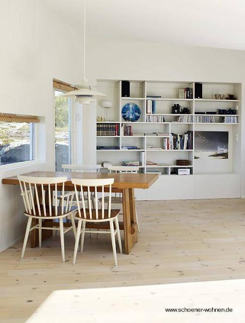 Casa contemporánea en Noruega