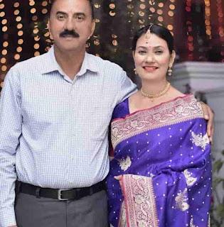 Suryansh Patani Parent