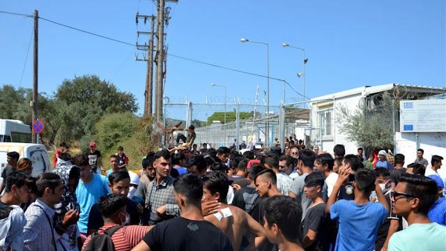 Δήμαρχοι νησιών βορείου Αιγαίου: «Καμία νέα δομή για μετανάστες»