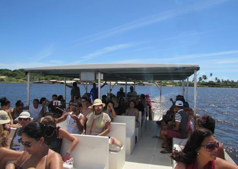 Passeio de Barco em Lagoinha CE