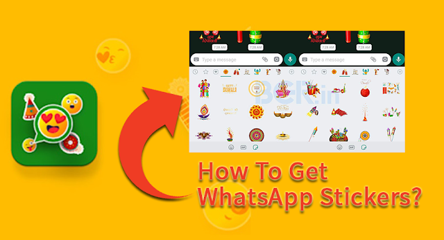 How to Get Sticker in Your WhatsApp : For All Android 4+ Devices