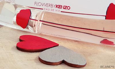 Parfum : FlowerByKenzo Eau de Vie de Kenzo