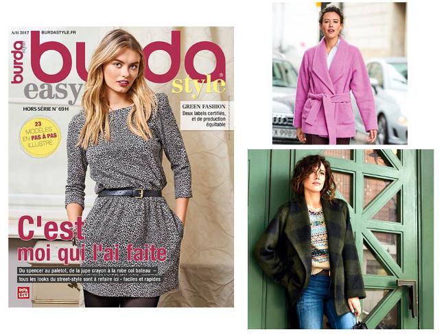 Cousu Main Saison 3 Tous Les Mod Les De Patron Couture Bettinael Passion Couture Made In France