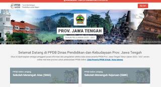 PPDB Online area jawatengan