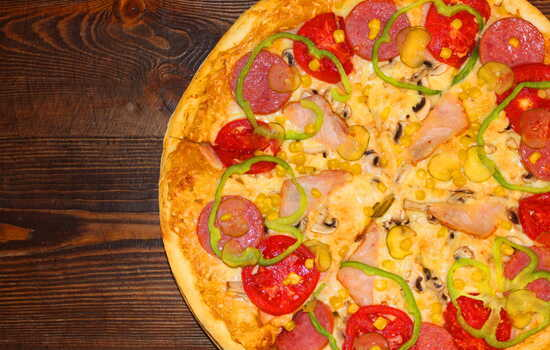 Onion Tomato pizza || Cooker pizza recipe