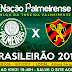 Assistir Palmeiras x Sport Ao Vivo 16/11/2017