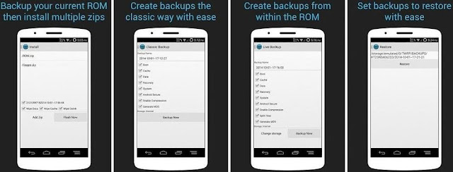 Cara Install Custom TWRP Recovery di OPPO A Cara Install Custom TWRP Recovery di OPPO A83