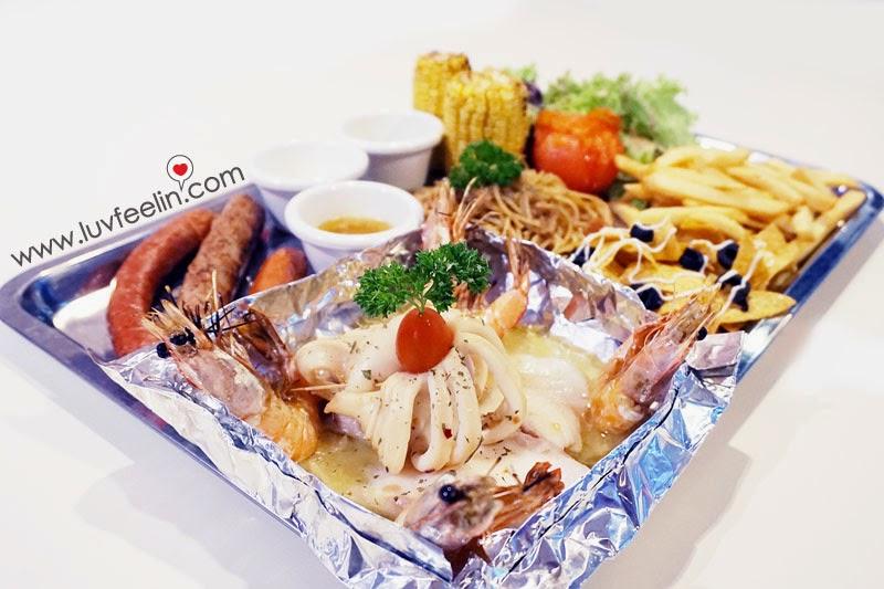 CAFFEiNATED Puchong Sharing Platter