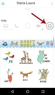 Cómo enviar una imagen de la memoria del teléfono a un contacto Snapchat