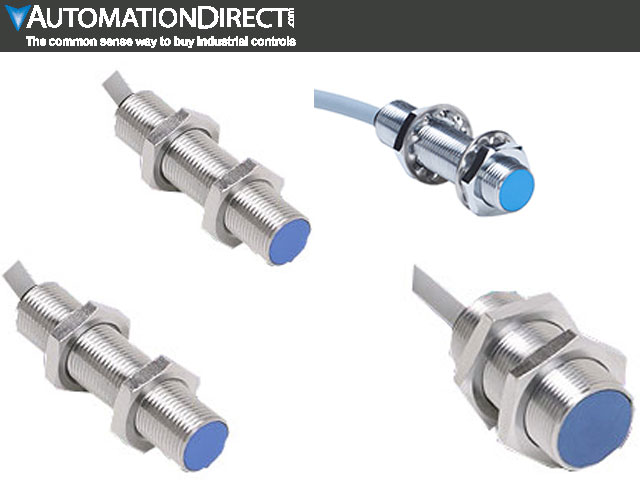 Inductive Proximity Sensors with Analog Output