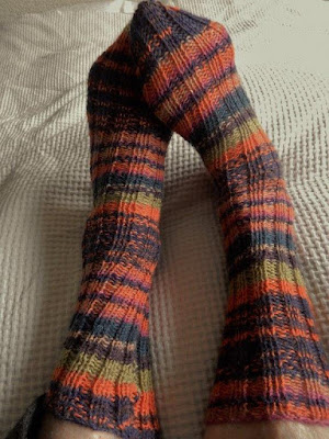 sokken leren breien.