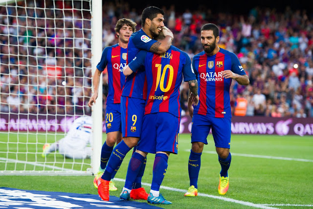 FC Barcelona were denied a legitimate goal in their 1-1 draw with Real Betis on Sunday