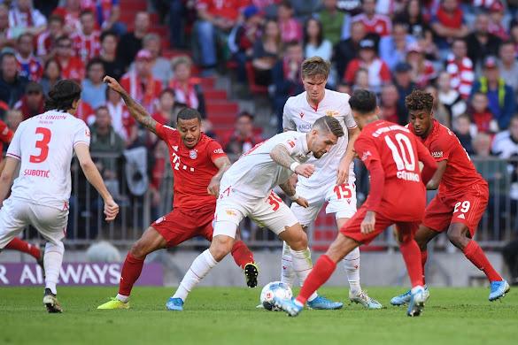 موعد مباراة بايرن ميونخ ويونيون برلين القادمة في الدوري الألماني والقنوات الناقلة