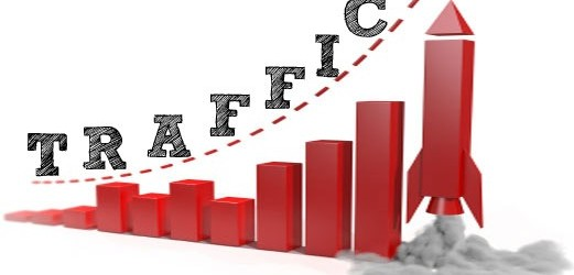 Alhamdulilah Blog Belum Setahun Traffic sudah diatas 300 Visitor Perhari