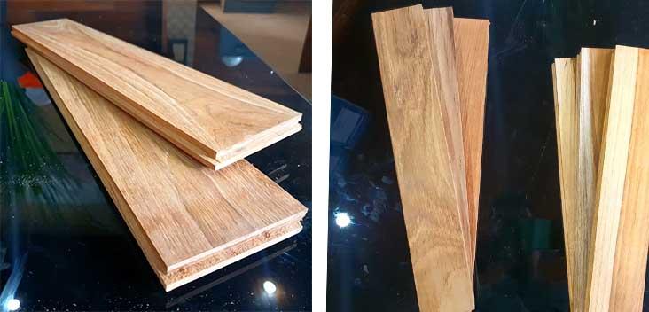 perbedaan flooring dan parquet jati