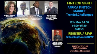 Event AFRICA FINTECH MARKET (Trends&Challenges) 12th May 14:00 GMT+3