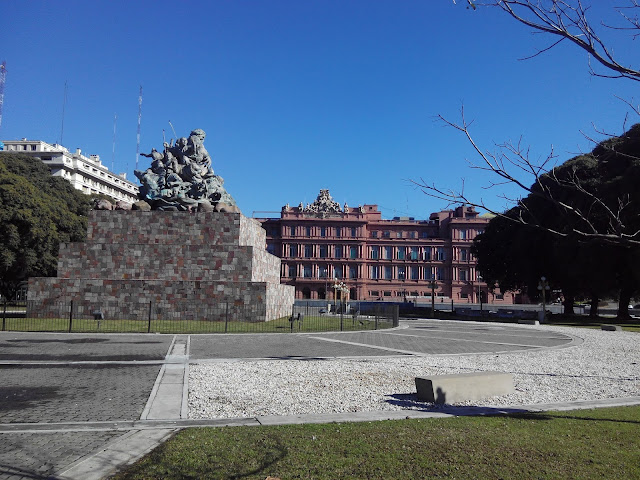 Parque Colón, Buenos Aires