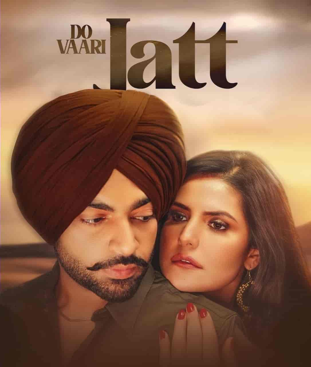 Do Vaari Jatt Punjabi Song Lyrics Jordan Sandhu