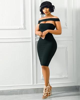 Mercy Eke Fashion and style looks