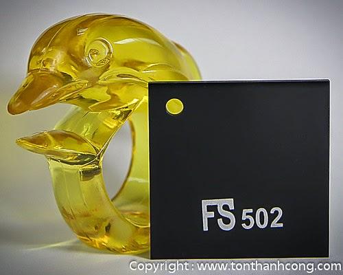 Mica Đài Loan FS502
