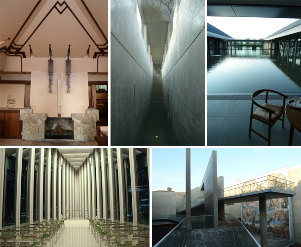 築生講堂: 2012 文化關西/日本建築之旅
