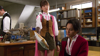 Kishiryu Sentai Ryusoulger - 37 Subtitle Indonesia and English