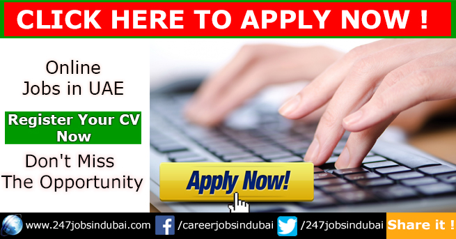 Online Job Opportunities and Vacancies in UAE
