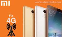 Cara Fix 4G Mengatasi 4G LTE Hilang pada Xiaomi 100% Tested