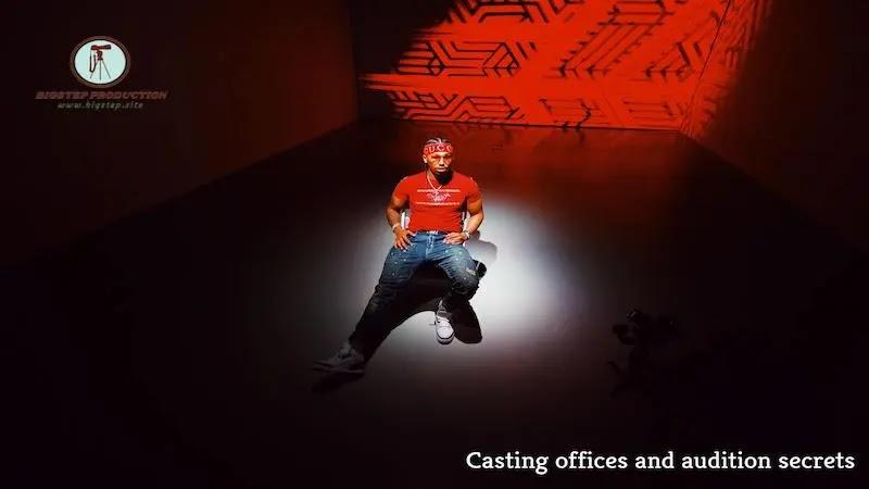 مكاتب الكاستينج و أسرار تجارب الأداء - Audition