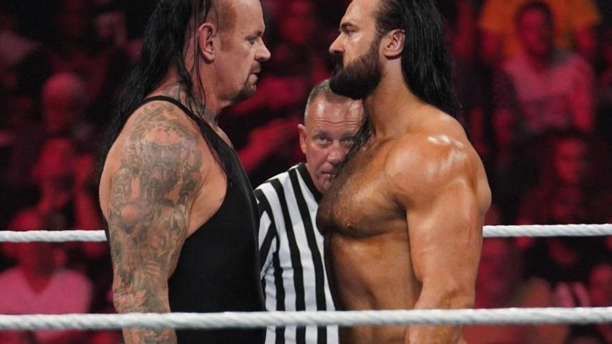 Drew McIntyre revela conselhos que recebeu de The Undertaker