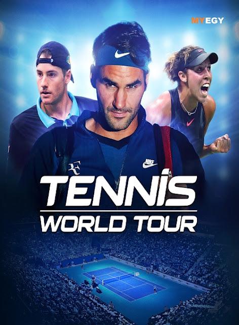 تحميل لعبه Tennis World Tour 2018 للكمبيوتر