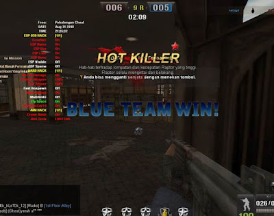 20 November 2018 - Timah 4.0 PBEVO Indo VIP BulletKiller, Full CIT Gratis & Point Blank Philippines Quick Change, Jump, Map Bug, No Reload