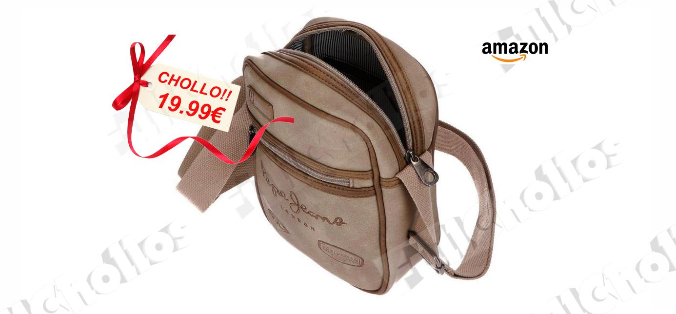 disponibilidad en el reino unido gran descuento exuberante en diseño Pepe Jeans Duetone Bolso Bandolera por 19.99€ ¡¡41% de ...