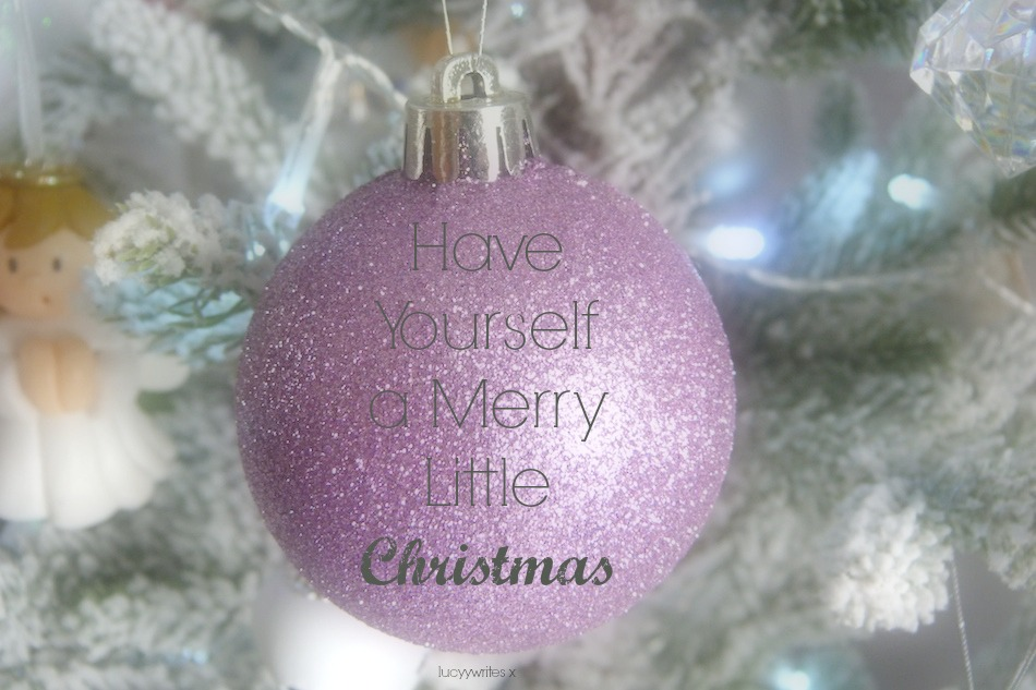an image of Merry Christmas beauty blog post