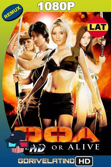 DOA: Vivo o Muerto (2006) BDRemux 1080p Latino-Ingles MKV