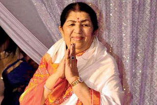 Spotlight: Lata Mangeshkar Honoured With Swara Mauli Title