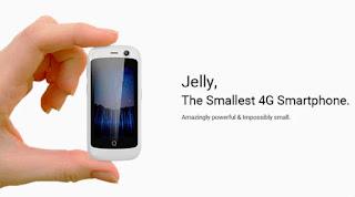 Android terkecil di dunia