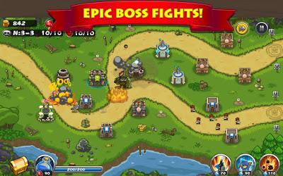 game Horde Defense