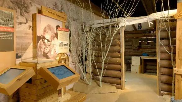 Klondike Gold Rush National Historical Park in Skagway, Alaska