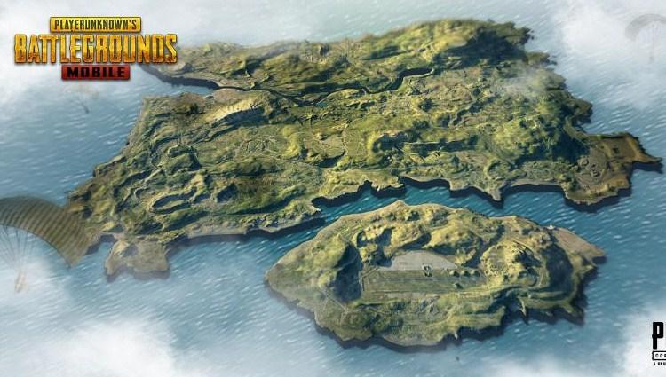 Lokasi Looting Terbaik di Erangel Map PUBG Mobile