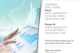 Curso Virtual de Excel y Power BI - Abril y Mayo 2021
