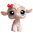 Littlest Pet Shop Carry Case Lamb (#376) Pet