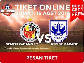 Berharap Dukungan Suporter, Semen Padang FC Turunkan Harga Tiket