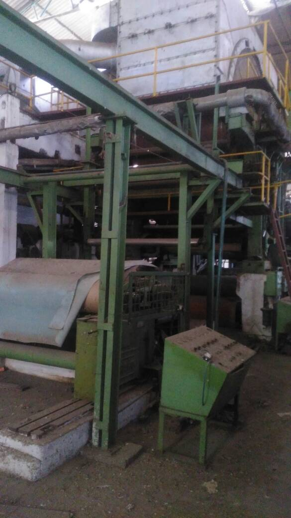 PAPER MAKERS INDIA: SECOND HAND PAPER MACHINE BUY AND SELL