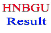 HNBGU Result 2017