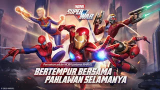 Cara Main Game Marvel Super War di Android