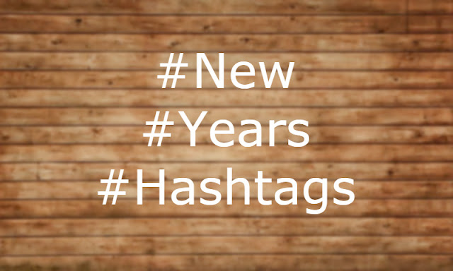 New Years Hashtags